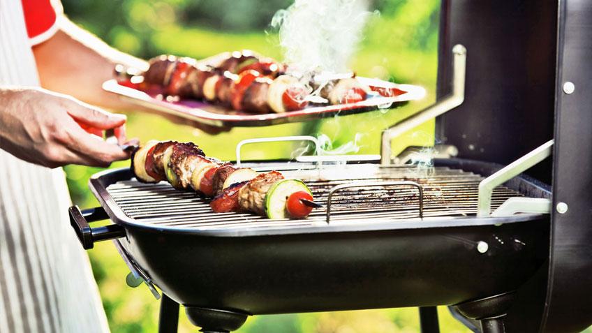 migliori barbecue a carbonella e legna