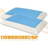 Cuscini in SOFT GEL Memory Foam Modello Saponetta