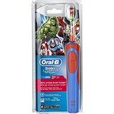 Oral-B Vitality Stages Power Spazzolino Elettrico per Bambini con Personaggi Marvel Avengers