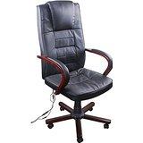 vidaXL Sedia poltrona ufficio massaggiante