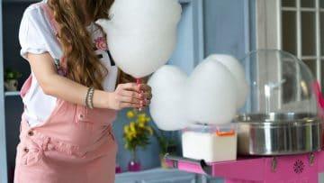 Le 10 Migliori Macchine per Zucchero Filato per Farlo a Casa Come al Luna Park