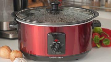 Le 10 Migliori Slow Cooker per Cotture Lente Perfette