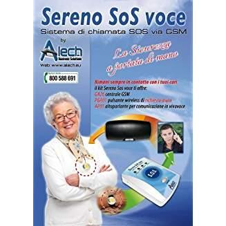 sereno SOS voce