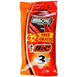 bic 3 lame sensitive