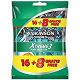 wilkinson xtreme 3 pure sensitive