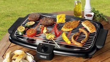 I 10 Migliori Barbecue Elettrici per Grigliare in Casa o all'Aperto