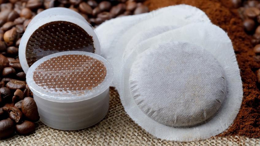 cialde o capsule caffè