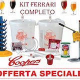 Coopers Ferrari Group con Accessori