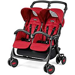Peg Perego Aria Shopper Twin