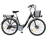 i-Bike City 1D bici elettrica pedalata assistita