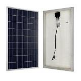 ECO-WORTHY Pannello Solare Fotovoltaico 100W