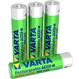 Varta Batteria Ricaricabile AAA MiniStilo