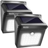 BAXiA 28 Led Lampada Solare 400 LM