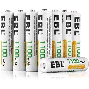 EBL 1.2V AAA Batterie Ricaricabili