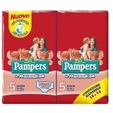 Pampers Easy Up Pannolini a Mutandina Taglia 5