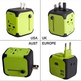 Milool Travel Adapter