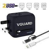 VGUARD All-in-one Universal Multipresa