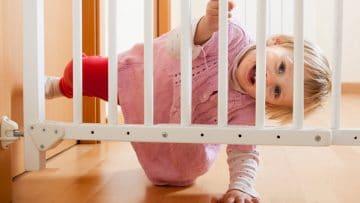 I 10 Migliori Cancelletti per Bambini per una Casa in Sicurezza