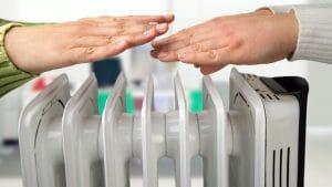 radiatore ad olio