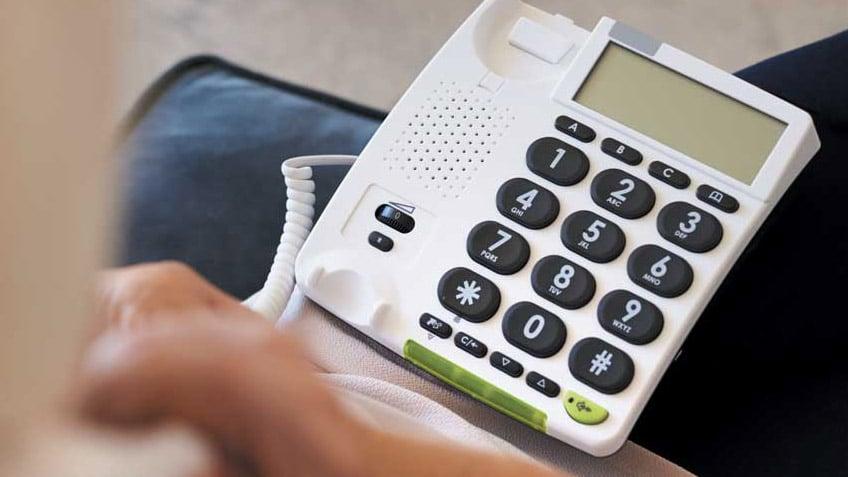 miglior telefono fisso per anziani