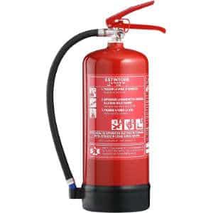 Sae Estintore in Polvere ABC 6 KG – 54