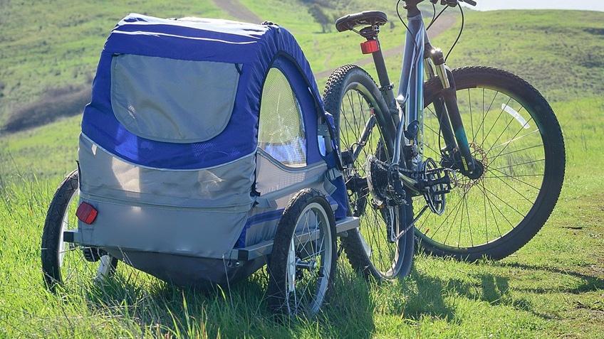 miglior rimorchio bici per bambini