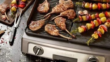 Le 10 Migliori Bistecchiere Elettriche per Carne, Pesce e Verdure
