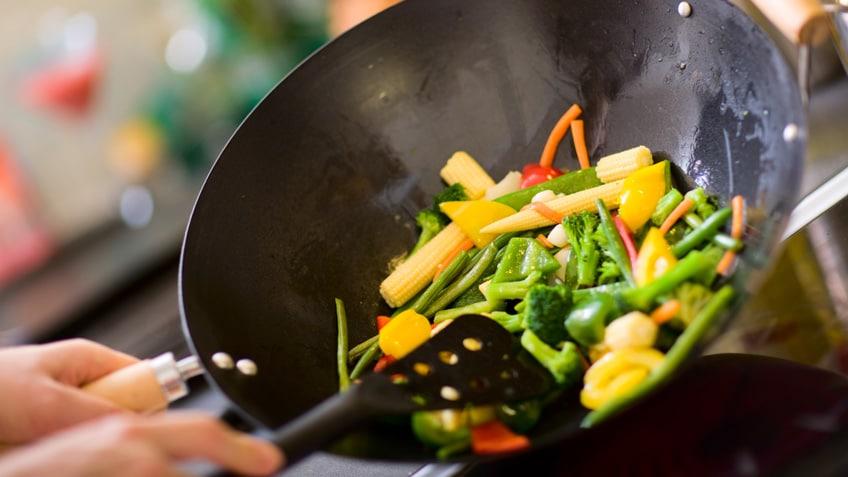 migliore pentola wok