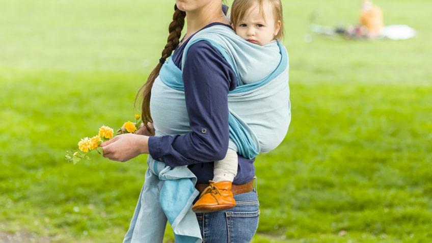 migliore fascia porta bebè