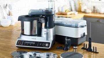I 10 Migliori Robot da Cucina Tuttofare per Cuocere e Cucinare