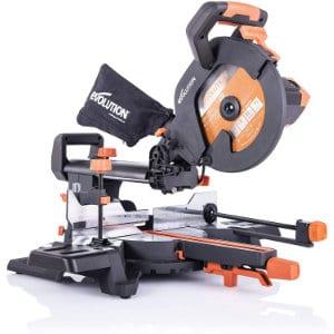 Evolution Power Tools R255SMS+