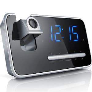 Brandson FM Projection Clock