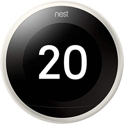 Nest Learning Thermostat 3A Generazione