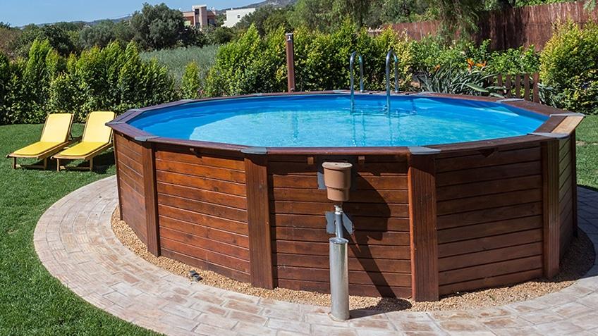 migliore piscina fuori terra