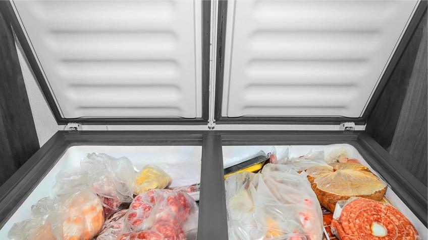 miglior congelatore a pozzetto