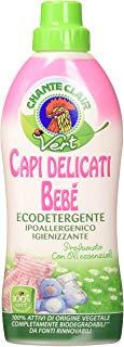 Chanteclair Capi Delicati Bebe Ecodetergente