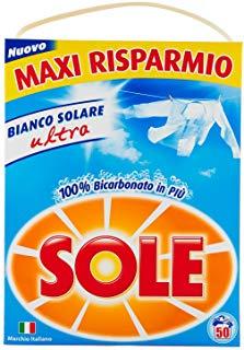 Sole Polvere Bianco Solare