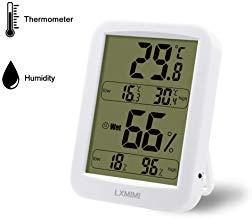 LXMIMI Termometro Digitale