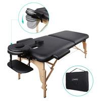 Naipo Lettino Massaggio 2 Zone