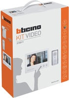 BTicino 315511 Kit Video con 4 Fili Monofamiliare