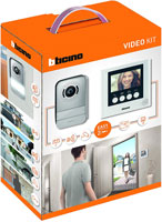 BTicino 316913 Kit Videocitofono 2 Fili