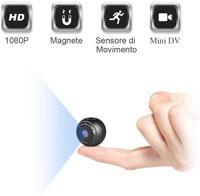 MHDYT Micro Telecamera Spia