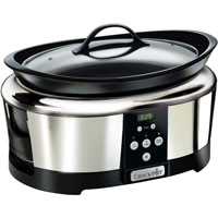 Crock-Pot 5,7L CHROM SCCPBPP605-050