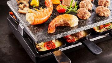 Le 10 Migliori Raclette Grill per Formaggio, Carne e Verdure