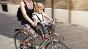 miglior seggiolino bici anteriore