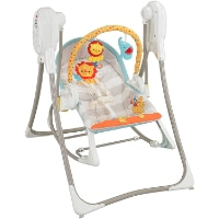 Fisher-Price Altalena 3-in-1 Cuccioli