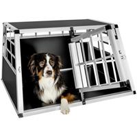 TecTake Box per trasporto cane