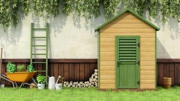 Le 10 Migliori Casette da Giardino