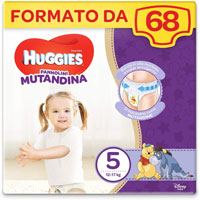 Huggies Pannolino Mutandina Taglia 5