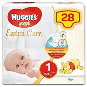 Huggies Bebè Pannolini Taglia 1
